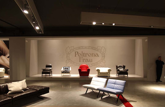 Ampliamento museo e outlet poltrona frau restart group for Outlet poltrona frau tolentino