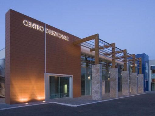 CENTRO COMMERCIALE-DIREZIONALE ISOBURG